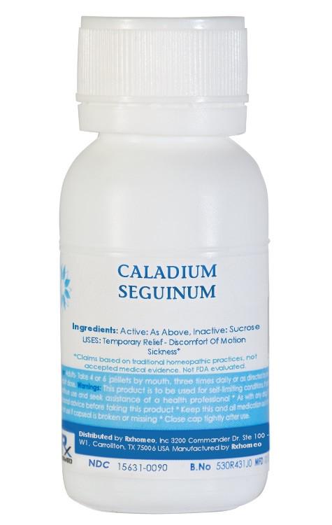Caladium Seguinum Homeopathic Remedy