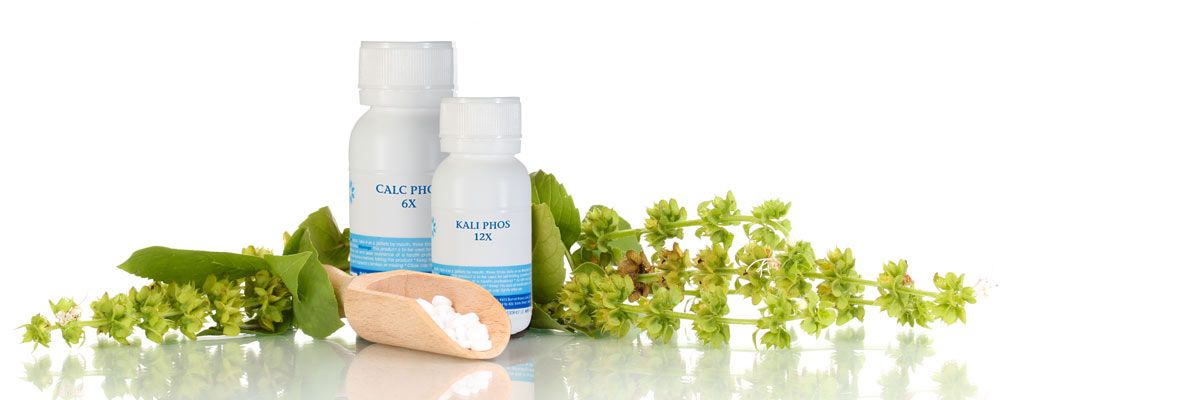 Homeopathic Cell Salts